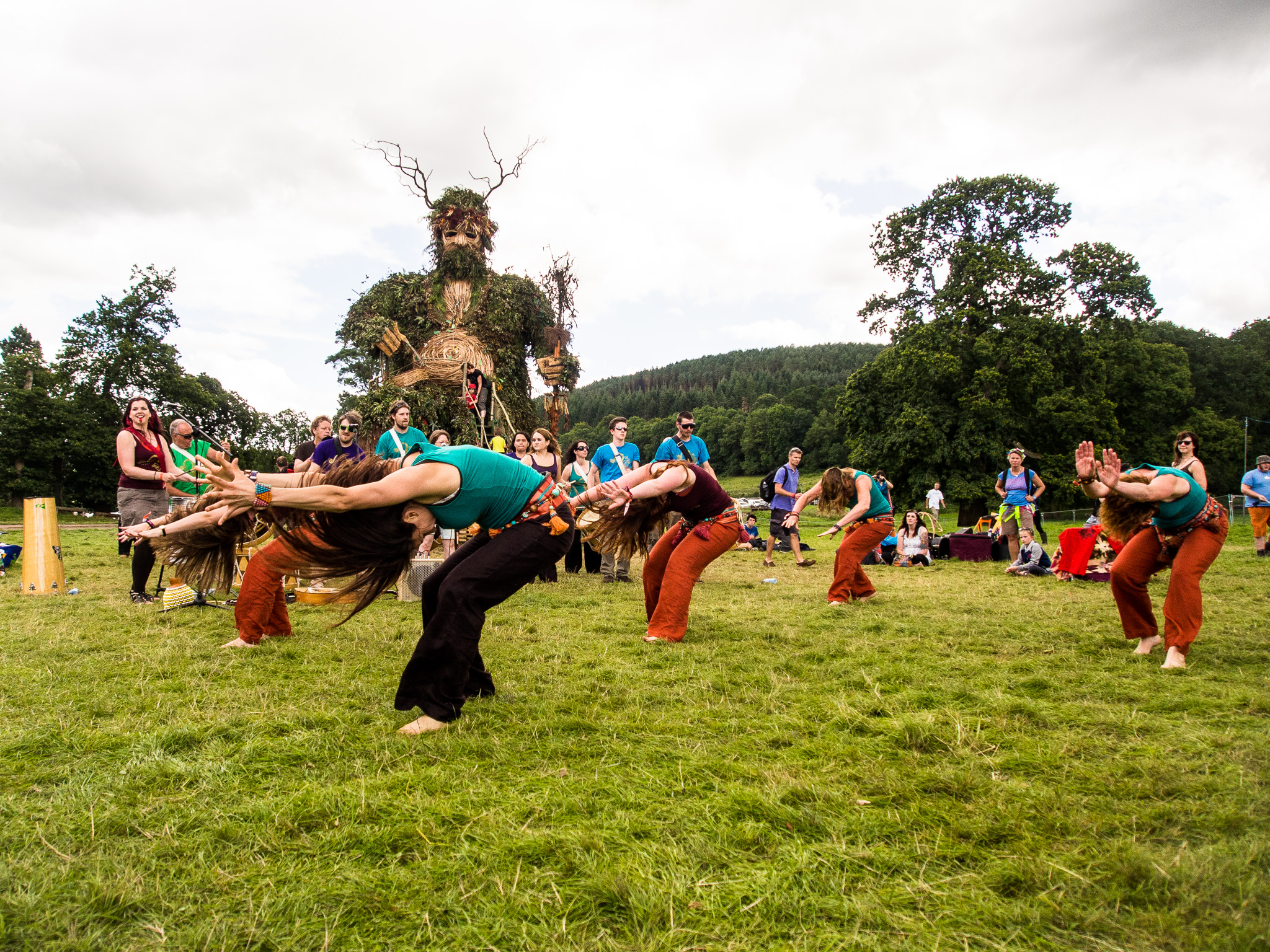Green Man Festival 2013 - photo by James Barber